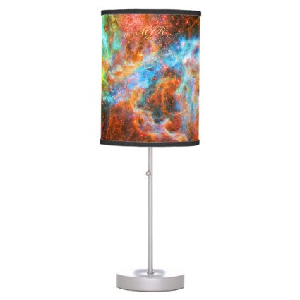 Monogram Desk Lamps