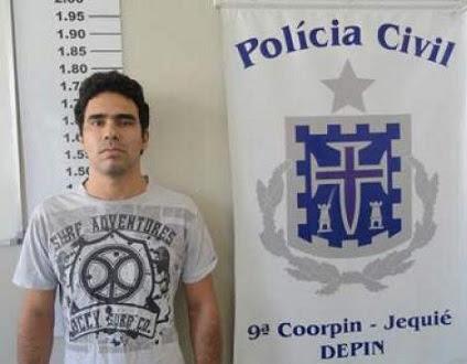 Yere Cardoso foi morto no interior do presídio de Jequié (foto arquivo Polícia Civil)