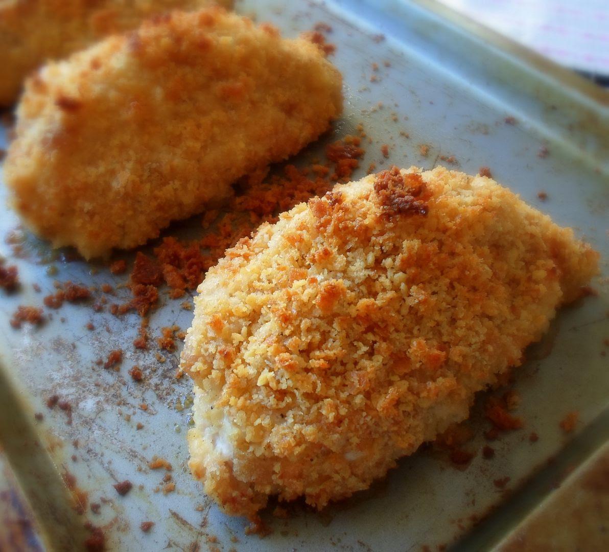 Simple Chicken Cordon Bleu