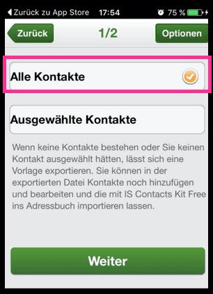 Iphone Kontakte Auf Sim Karte Kopieren Techmixx