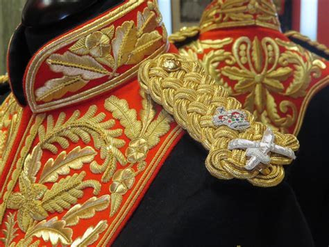 Military and Ceremonial Embroidery by Britain's Finest Atelier