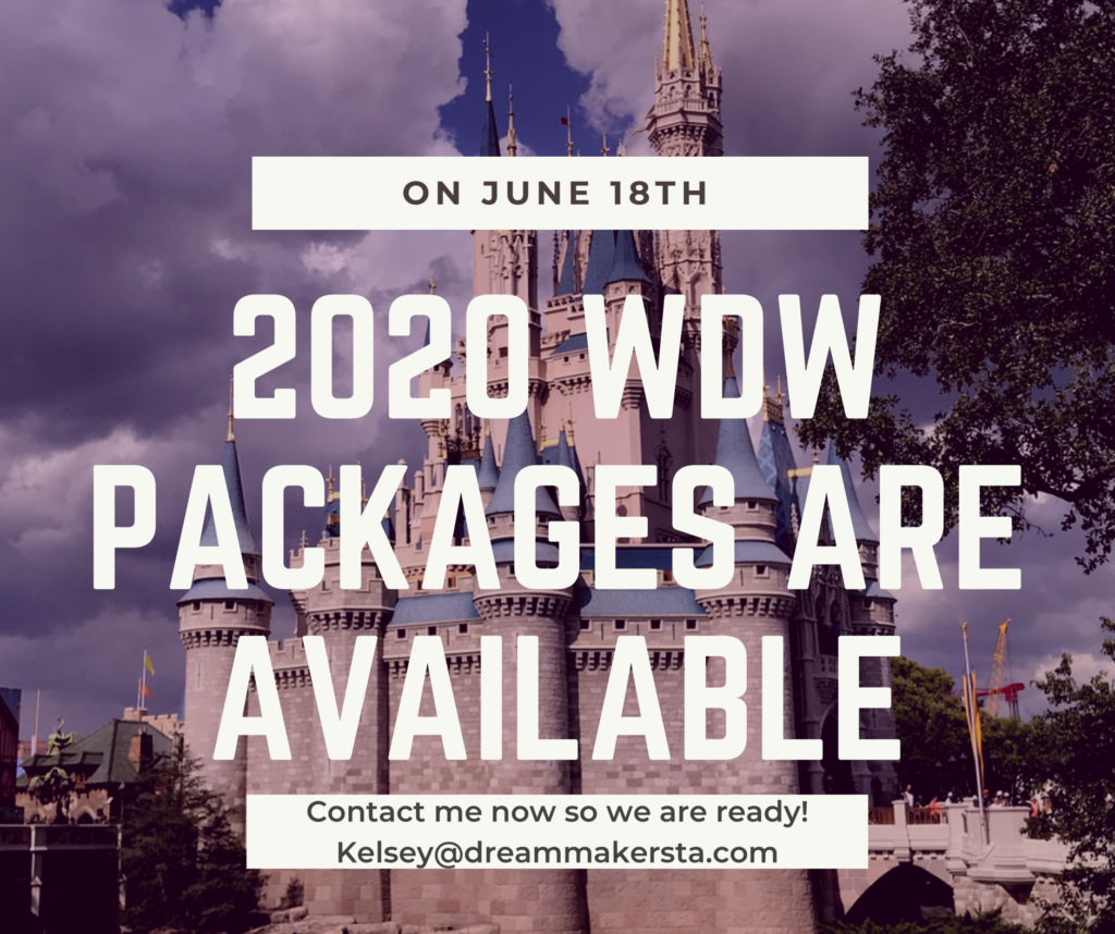 2020 Walt Disney World Vacation Packages  The Pikes Place