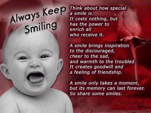 Always Keep Smiling Pictures, Photos, and Images for ...