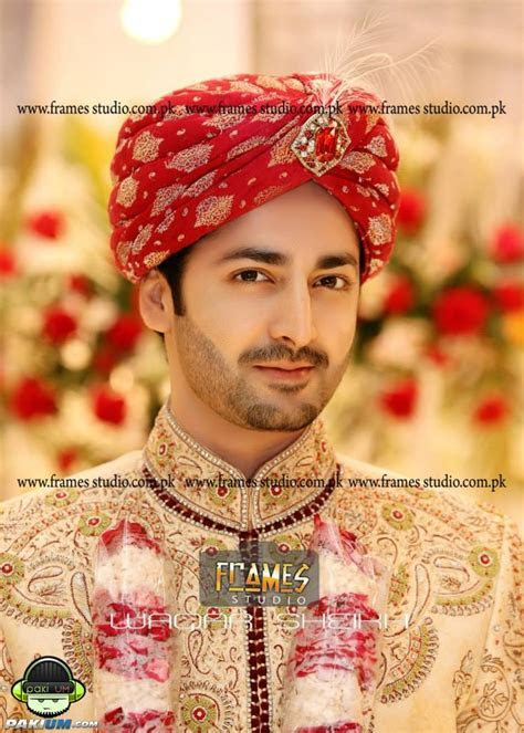 Ayeza Khan and Danish Taimoor's Baraat (Wedding Pictures