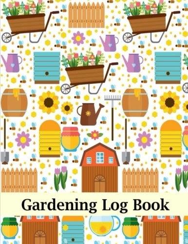 Download Free: Gardening Log Book: Garden Journal Planner ...