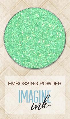 Embossing Powder - Verdant