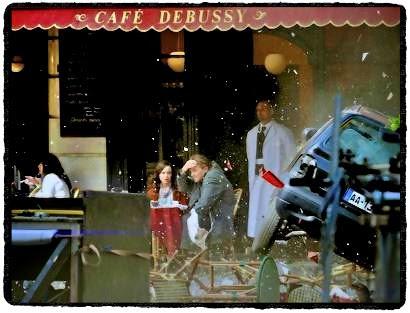 Cafe DEBUSSY - Version 2