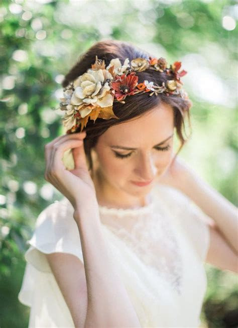 Best 25  Fall wedding hairstyles ideas on Pinterest   Fall