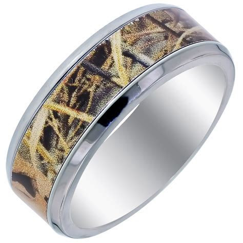 Mens Camo Wedding Bands   Wedding and Bridal Inspiration