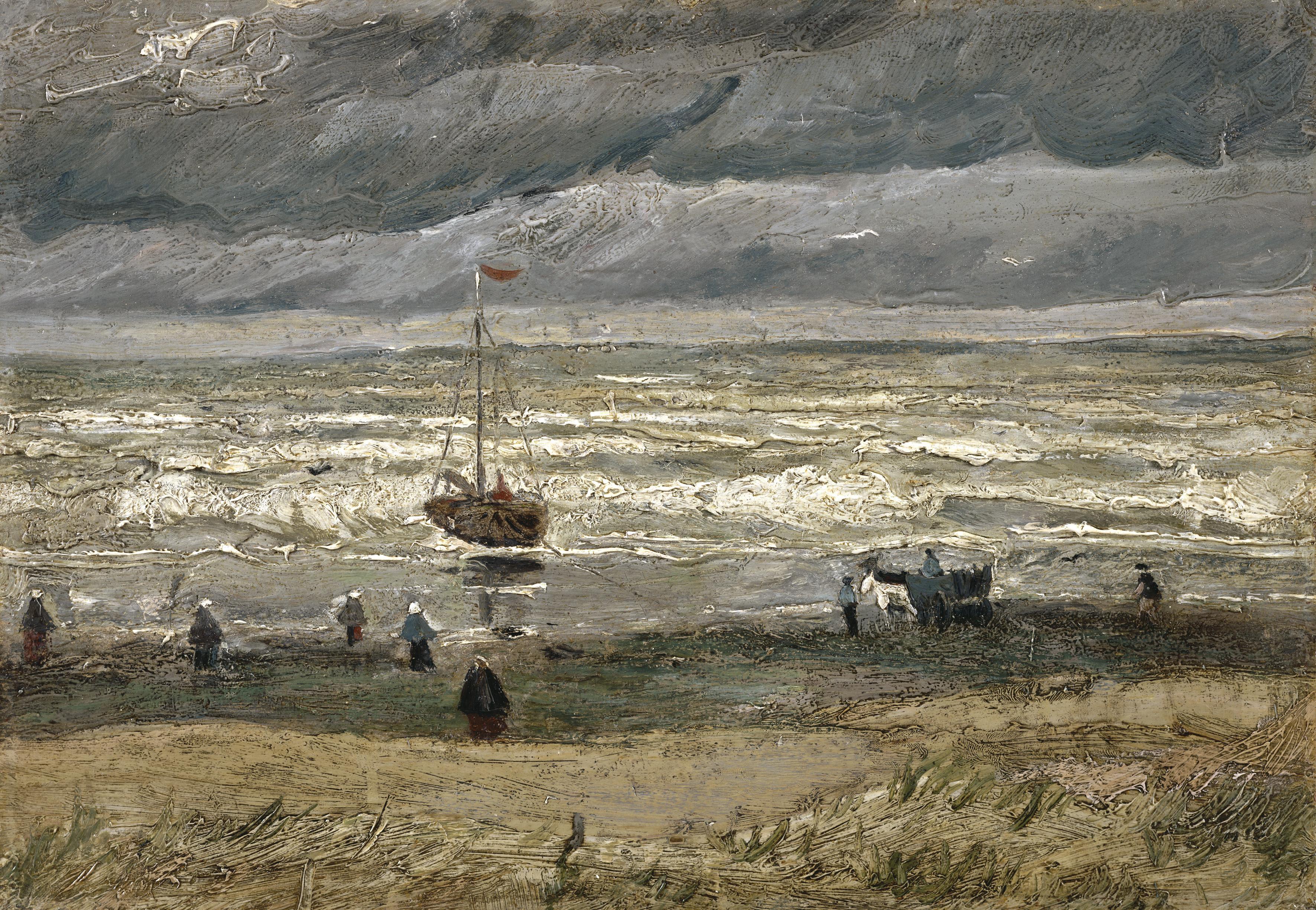http://www.thehistoryblog.com/wp-content/uploads/2016/09/Vincent-van-Gogh-View-of-the-Sea-at-Scheveningen-1882.jpg