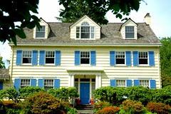 Washington Park neighborhood, Seattle, Washington, USA - a set on ...