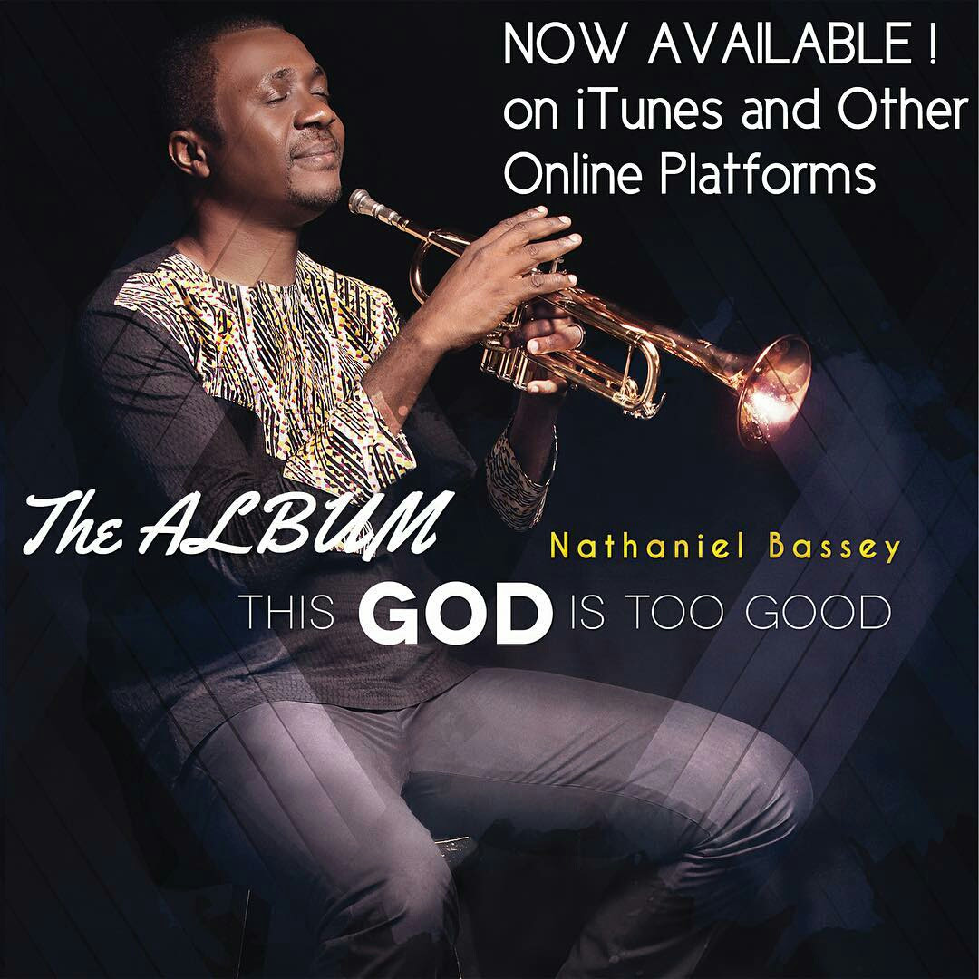 Nathaniel Bassey Releases New Album, 'This God Is Too God' Now Available