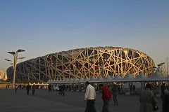 Birdnest Stadium; Beijing China