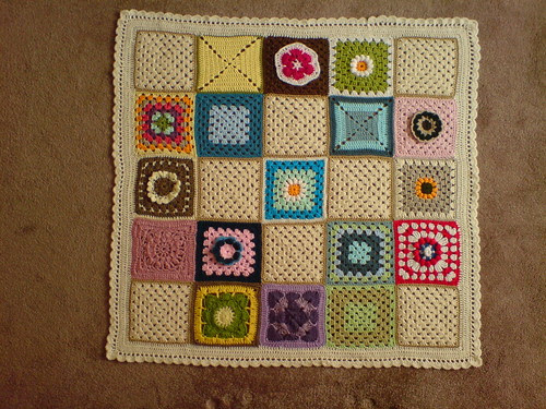 562 With thanks to Tinaspice for assembling and everyone for the Squares.