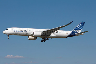 Airbus A350-941 F-WXWB (msn 001) TLS (Olivier Gregoire). Image: 912861.