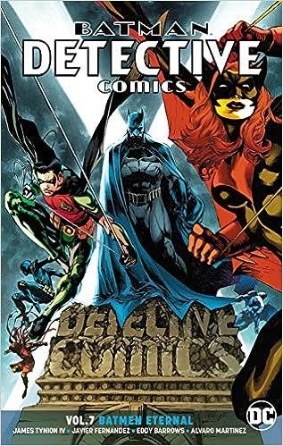 Batman Detective Comics Vol 7