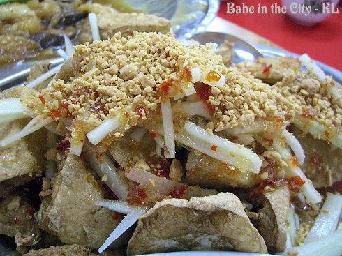 Salad Tofu