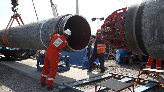 «Газпром» всё сильнее зажимает Европу в газовые клещи