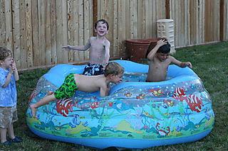 Splish splash pool
