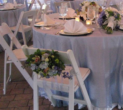 Weddings on Wirt Street: Wedding Ceremony Chair Decorations