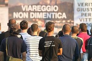 Viareggio, caccia ai responsabili 32 indagati per la strage