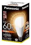 Panasonic LED電球 EVERLEDS 一般電球タイプ 全方向タイプ 10.0W  (電球色相当) E26口金 電球60W形相当 810 lm LDA10LGZ60W
