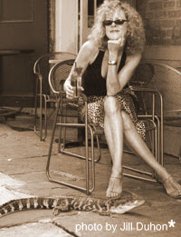 Judy Carmichael image