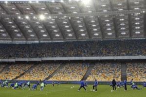 Динамо на НСК Олимпийский
