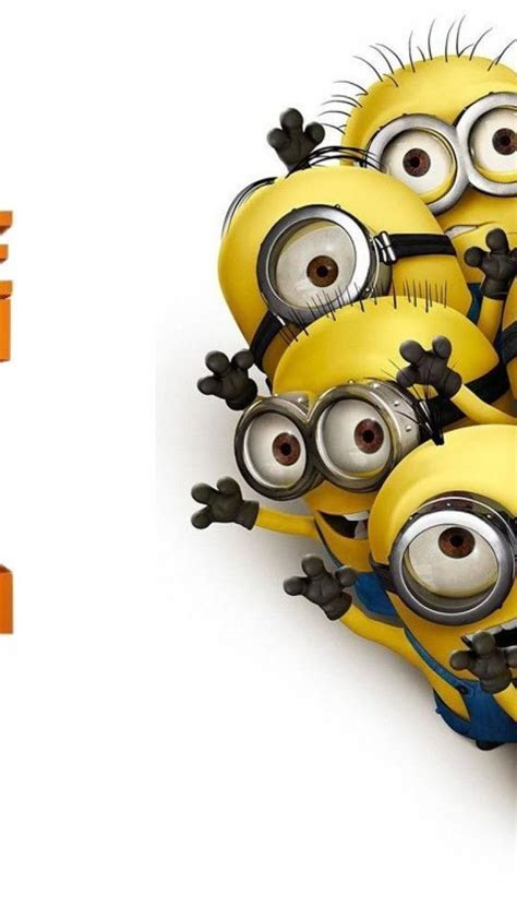 Despicable me minions movie posters fun 2 wallpaper   (72373)