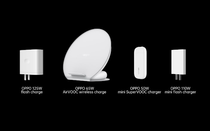 OPPO 125W Flash Charger : All Fast Charger Tech Unveiled