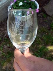 2007 Nuyaka Creek WineFest Glass by FreeWine