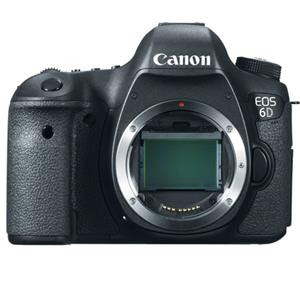 Canon 6D only $1999.99 after adding to cart