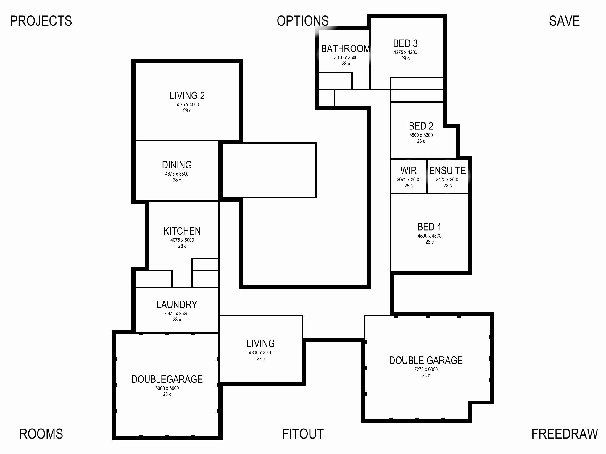 Floor Plan  Drawing  at GetDrawings Free download