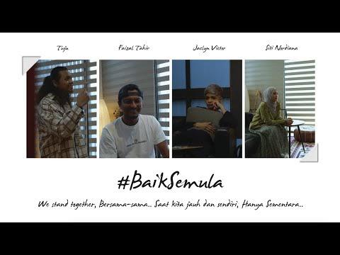 Lagu | Faizal Tahir, Jaclyn Victor, Tuju K-Clique & Siti Nordiana - Baik Semula