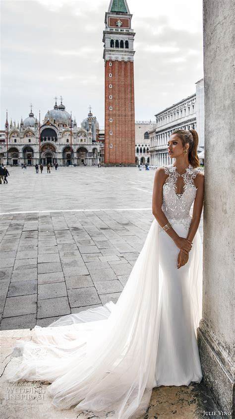 Julie Vino Spring 2018 Wedding Dresses ? ?Venezia? Bridal