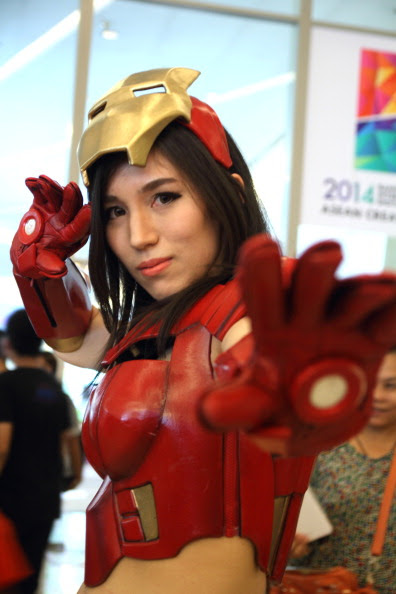 Cosplay Why People Dress Up Like Comic Book Characters Vox