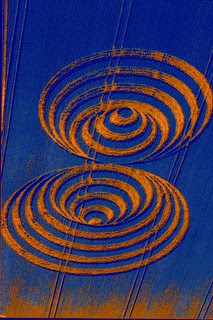 crop circle Windmill Hill - fusion