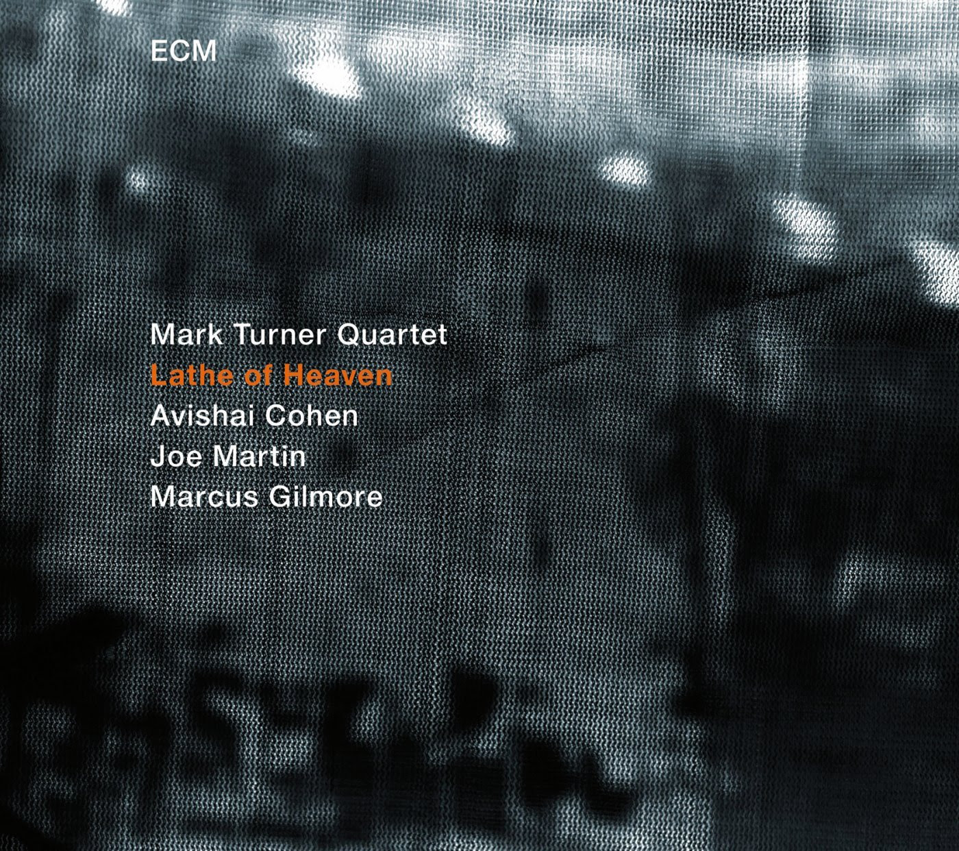 Mark Turner - Lathe Of Heaven  cover