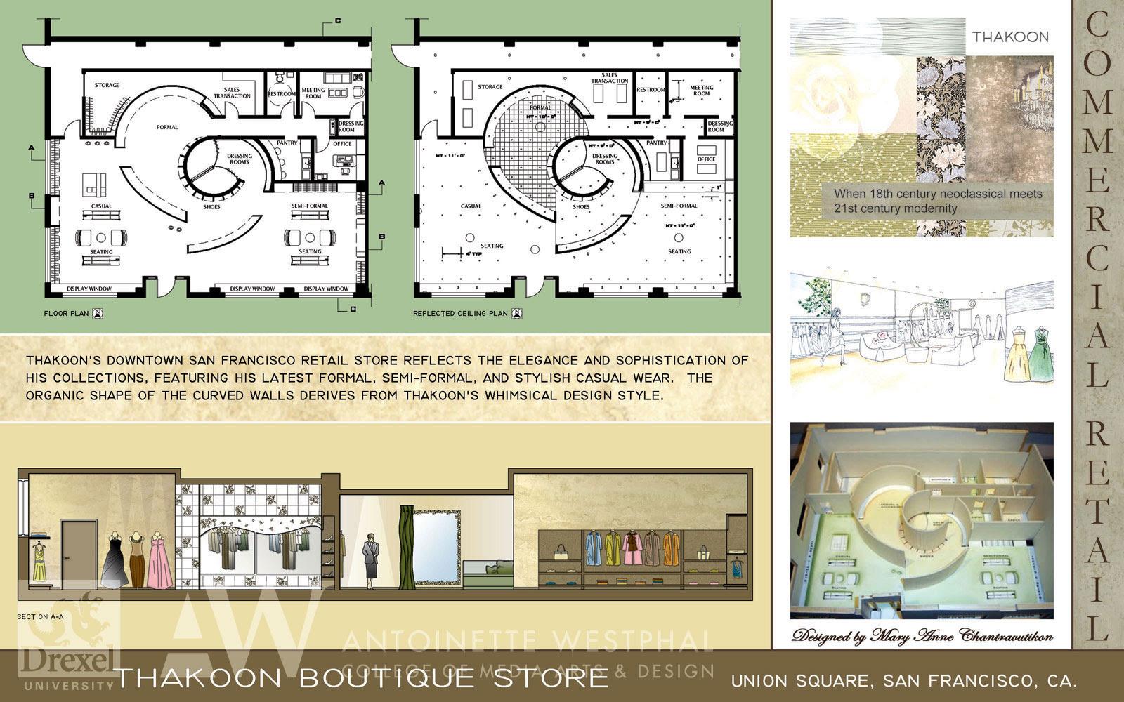 details   Antoinette Westphal College of Media Arts and Design