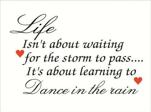Dance Quote Wall Stickers Ebay