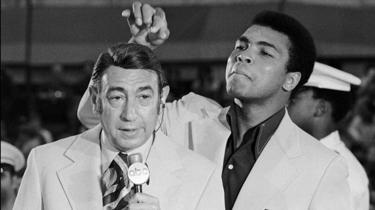 Howard Cosell, Muhammad Ali