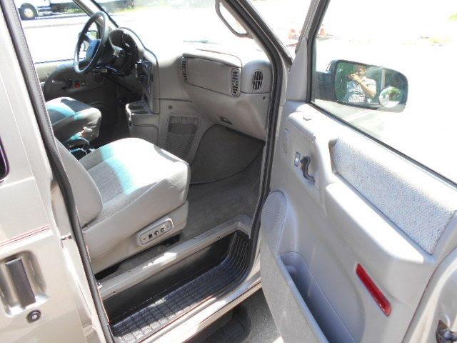 2003 Chevy Astro Wheelchair Handicap Van Clean Carfax