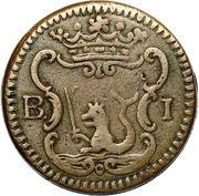 1 Barilla - Carlos III – reverse