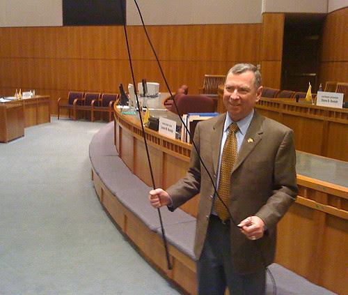 Senate Minority Whip Bill Payne