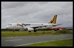 Tiger Airways A320