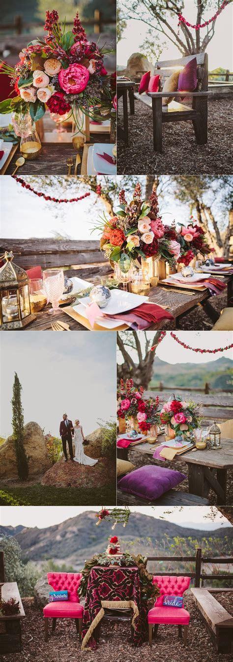 The 25  best Bohemian wedding decorations ideas on