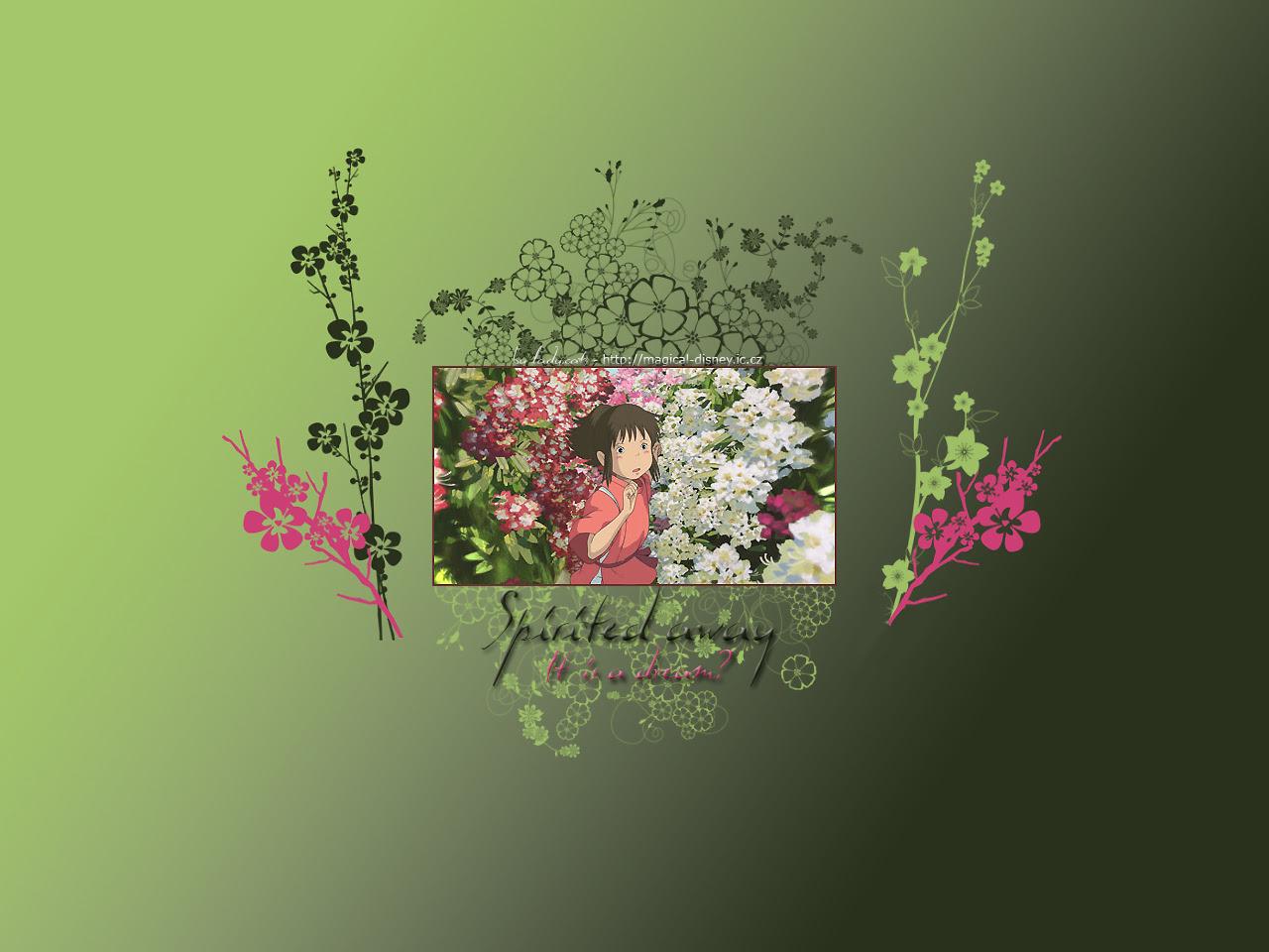 Spirited Away A Viagem De Chihiro Wallpaper 4694047 Fanpop