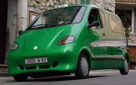 5 - Carro a Ar comprimido Tata