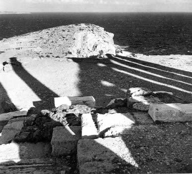 Xέρμπετ Λιστ, «Σκιές του ναού του Ποσειδώνα», Σούνιο 1937