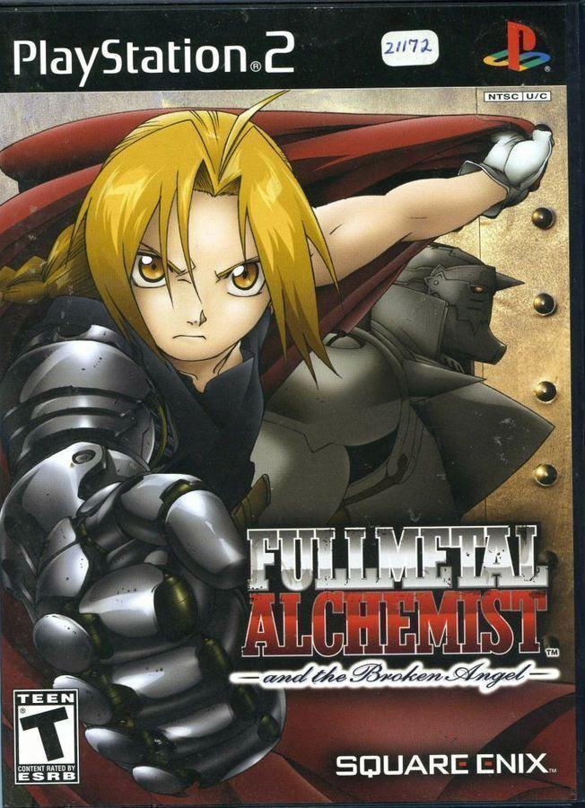 Fullmetal Alchemist Brotherhood Psp Game Download - Full Metal